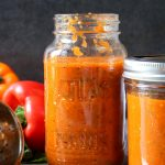 Easy Roasted Red Pepper Sauce