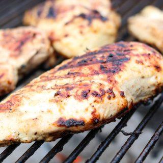 Easy Chicken Marinade momsdinner.net