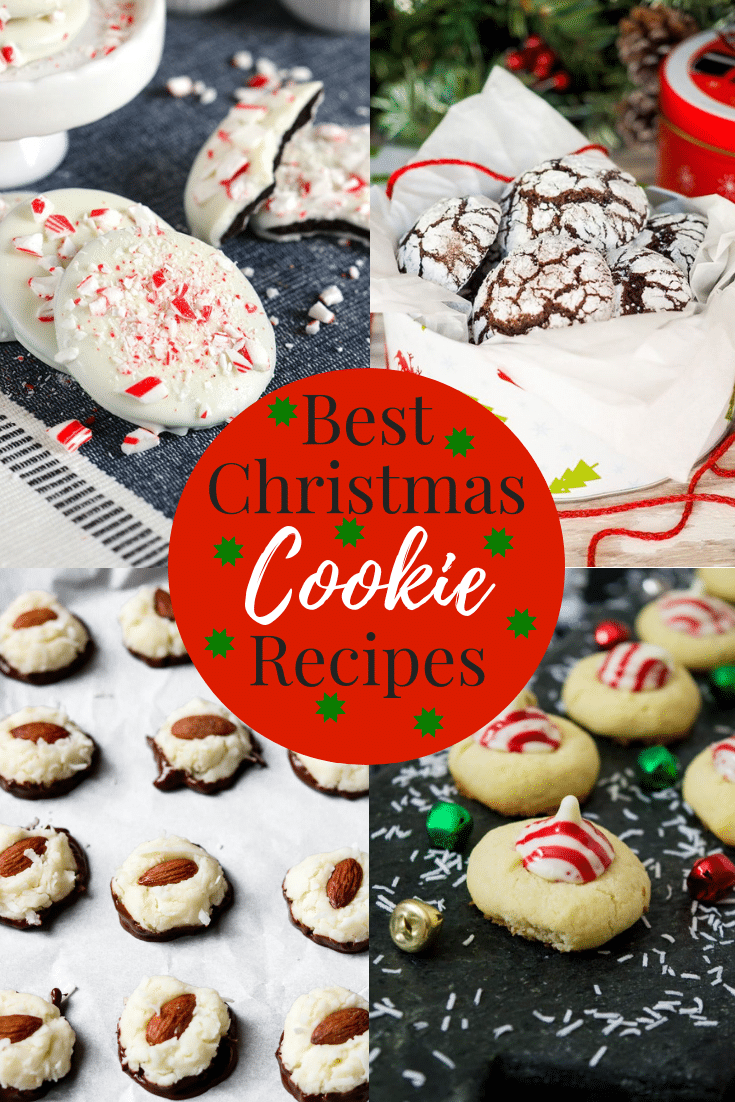 The Best Christmas Cookie Recipes Mom S Dinner
