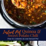 Sweet Potato Chili Pinterest Image