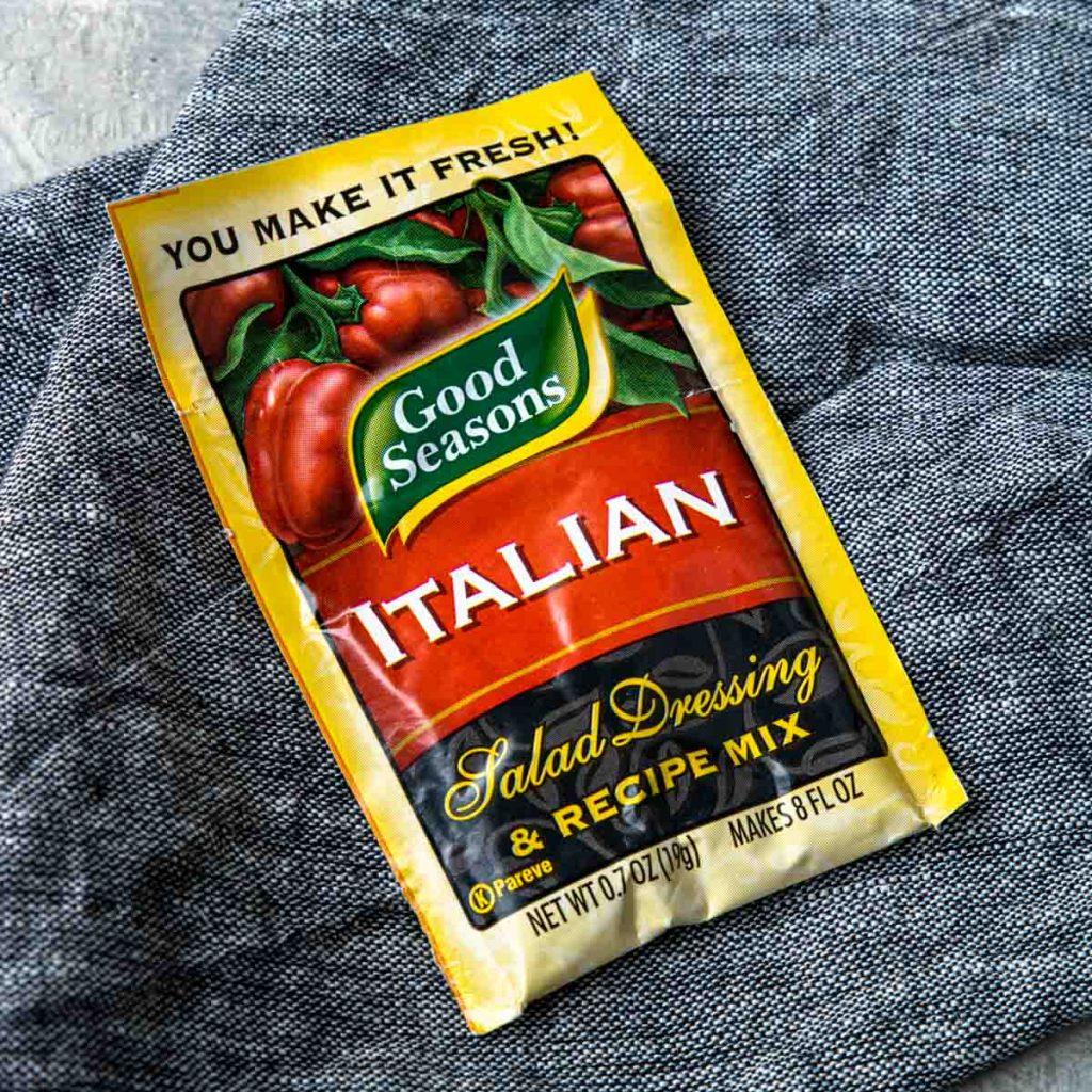 Italian Dressing Season Packet
