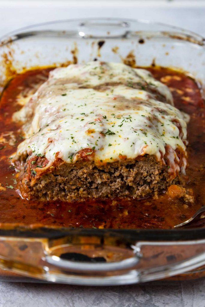 Easy Easy Italian Meatloaf Recipe Mom S Dinner
