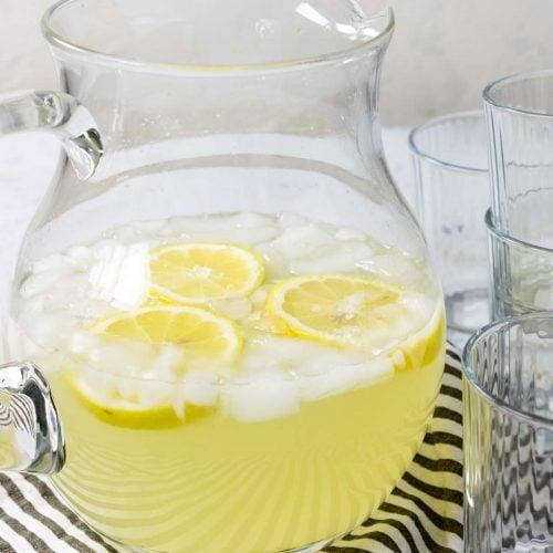 Perfect Fresh Lemonade