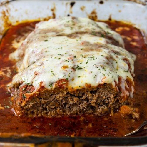 Easy Italian Meatloaf