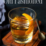 Anejo Old Fashioned Pin Image with Text